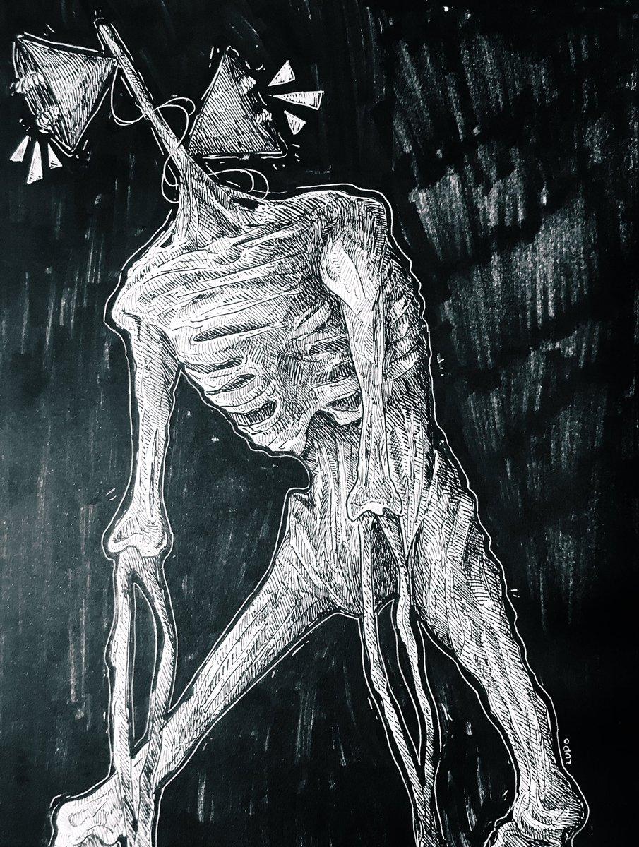 Сиреноголовый | не инопланетные существа вики | fandom