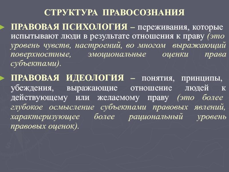 Правосознание - википедия