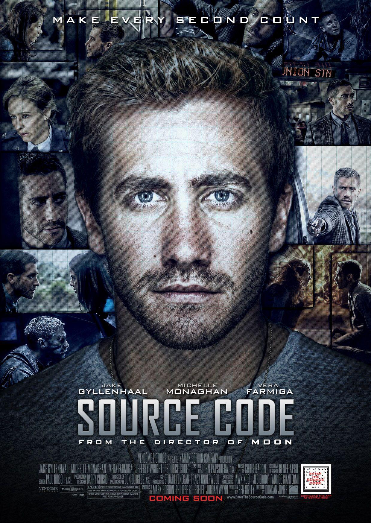 """Рецензия к фильму """"исходный код"""" от dean24"""