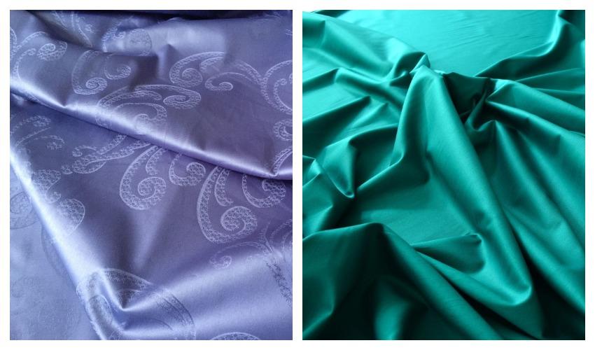 Сатин — что это такое за ткань: состав материала и характеристика