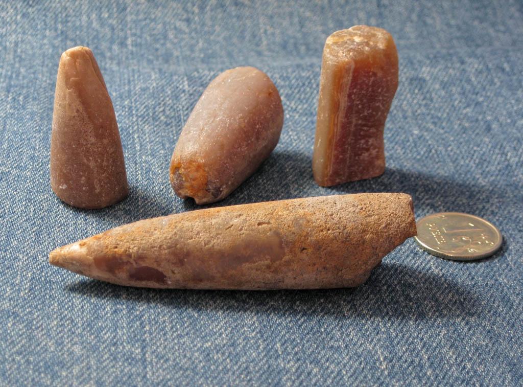 Камень чертов палец (белемнит): лечебные свойства, применение в медицине