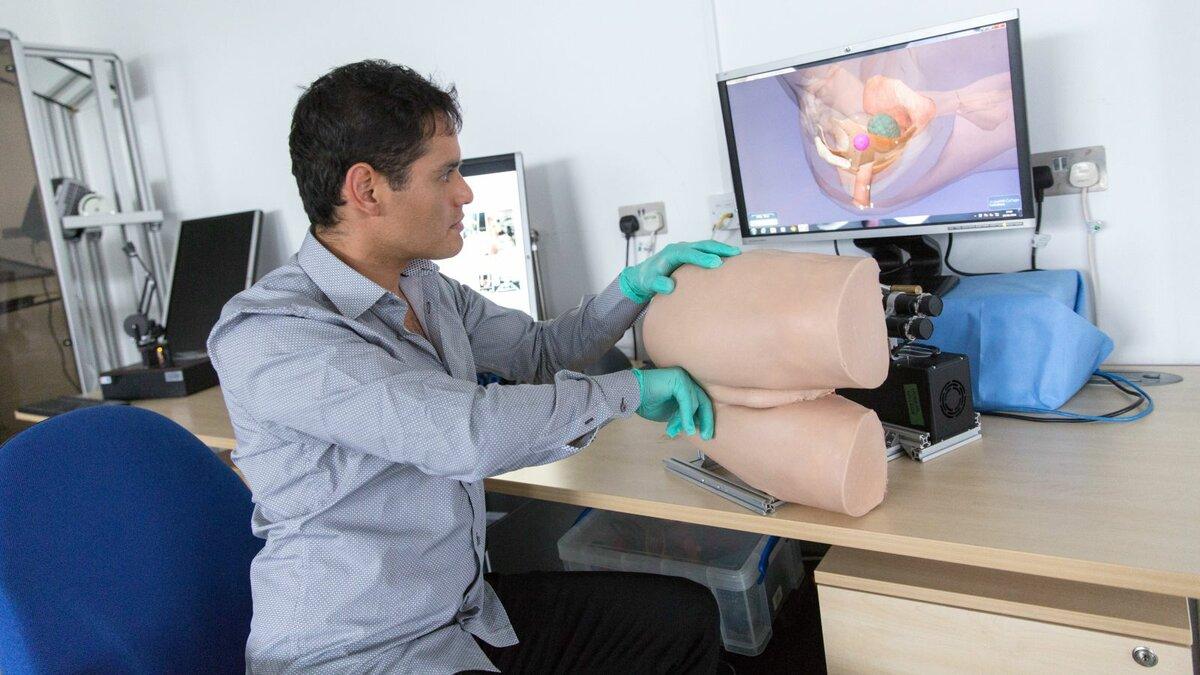 Врач уролог- гинеколог