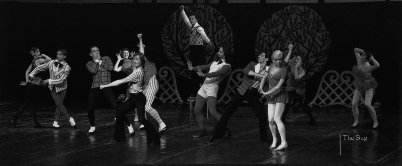 Что это - па-де-де в балете и в цирке, на плацу и в концертном зале