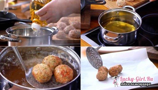 Митболы: что это такое? как готовить это блюдо по разным рецептам