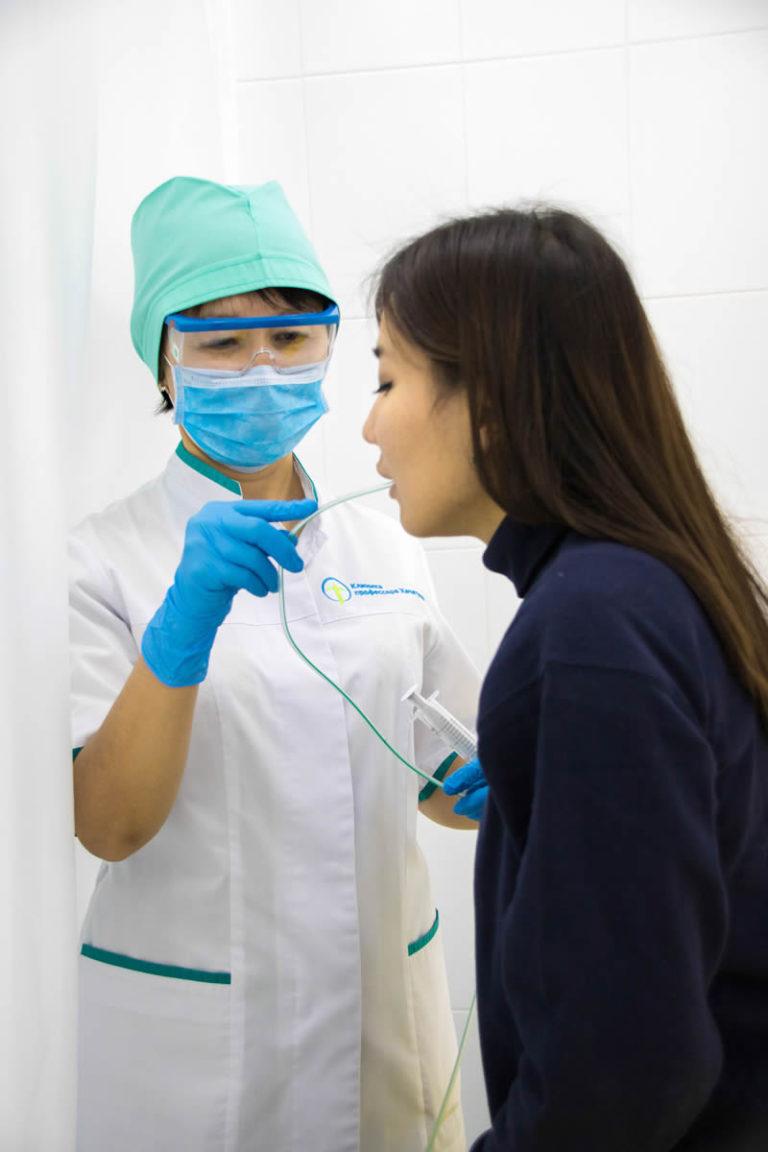 Как проходит процедура дуоденального зондирования?