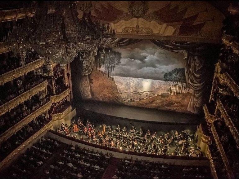 Из чего состоит опера: увертюра