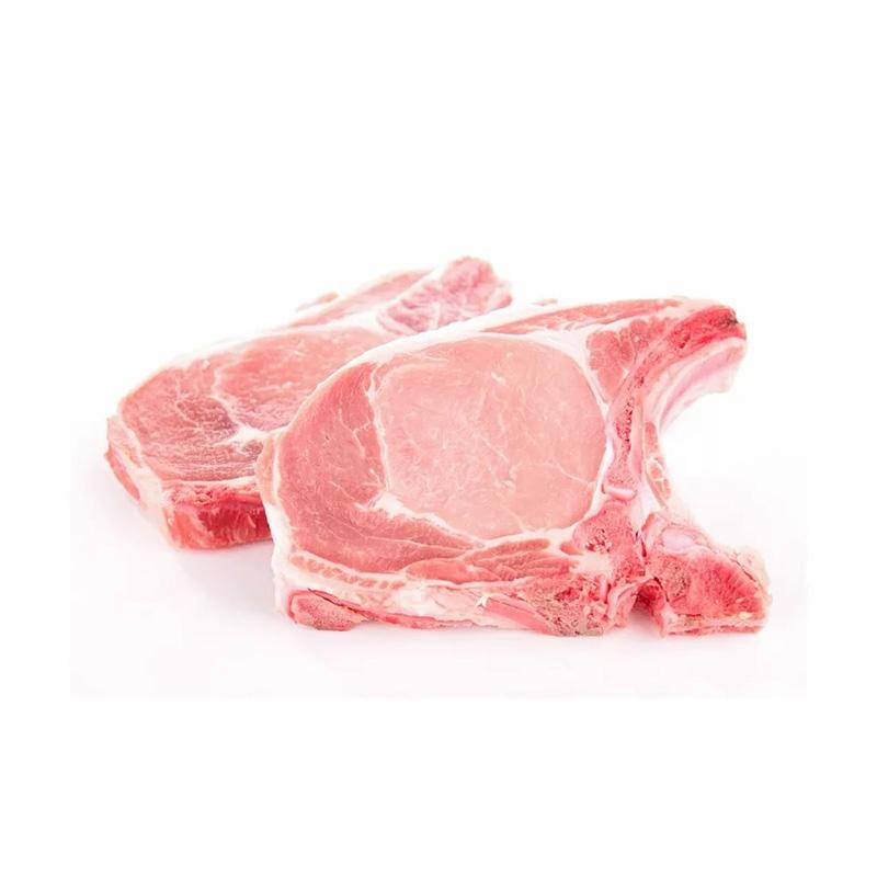 Корейка свиная — это какая часть: схема разделки туши, части свинины
