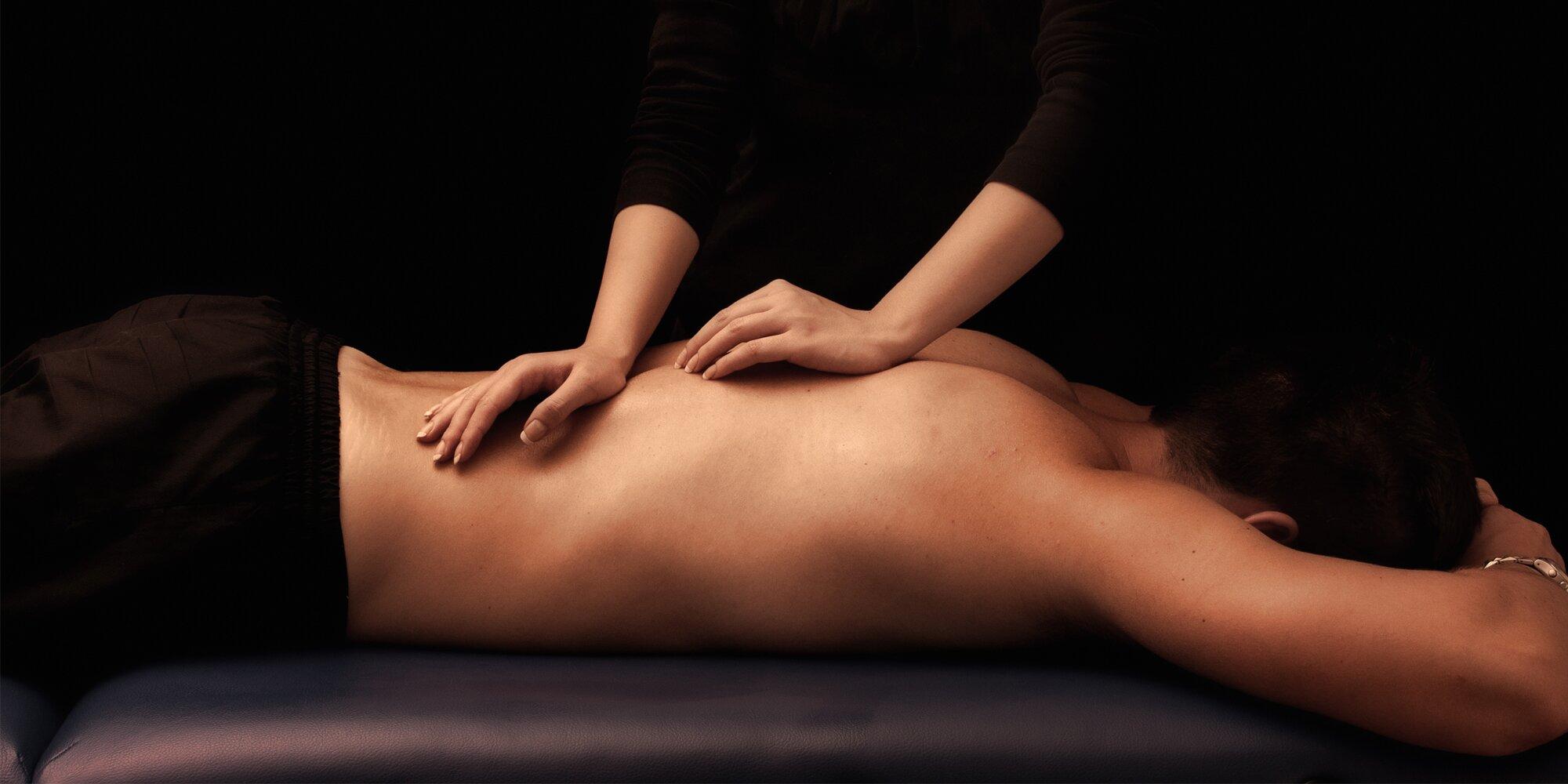 ????????как сделать расслабляющий массаж спины и головы мужчине на дому ????????