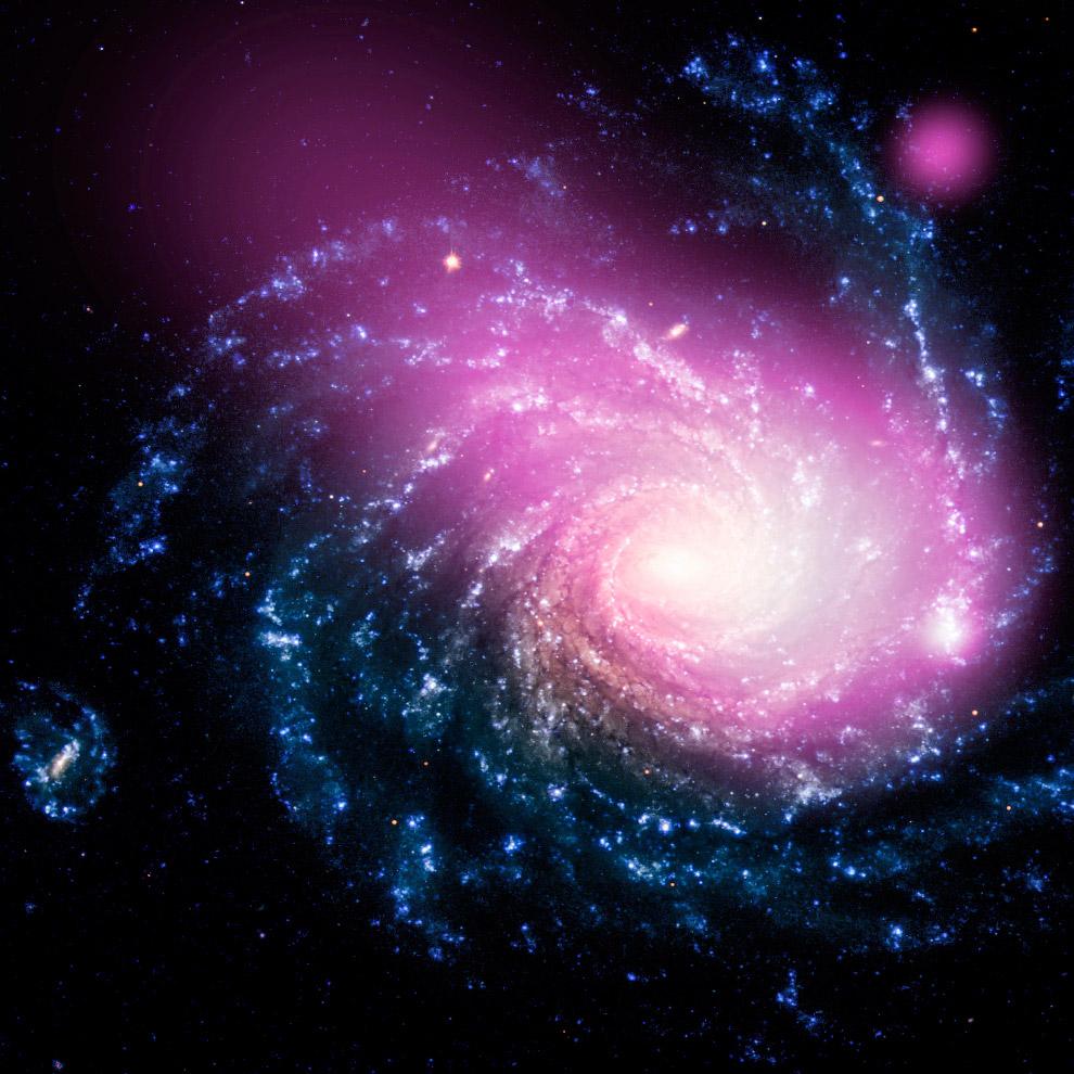 Галактики: характеристика, типы, расширение