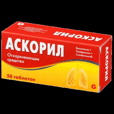Guaifenesin (гвайфенезин)