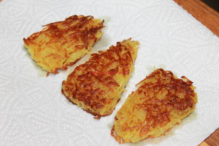 Хашбраун: рецепт для домашнего приготовления