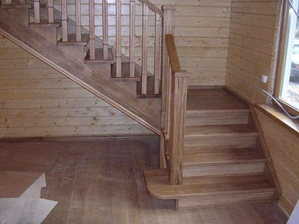 Разбираем части лестницы: что такое проступь и что такое марш