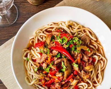 Лагман классический - 6 домашних вкусных рецептов приготовления