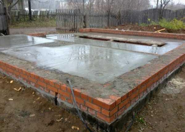 Шурф фундамента. как шурфить домовые ямы?
