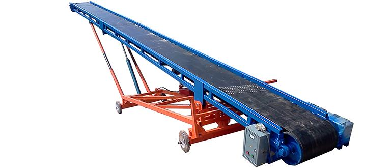 Ленточный конвейер: производство, устройство, классификация — руттонэкс