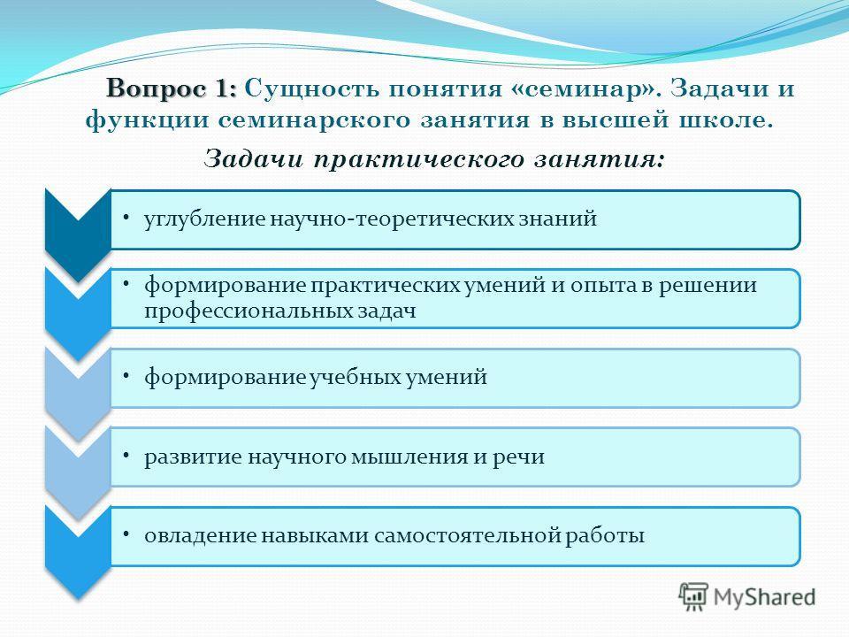Семинар - это современная форма общения с аудиторией. значение слова, виды, преимущества и недостатки. :: businessman.ru