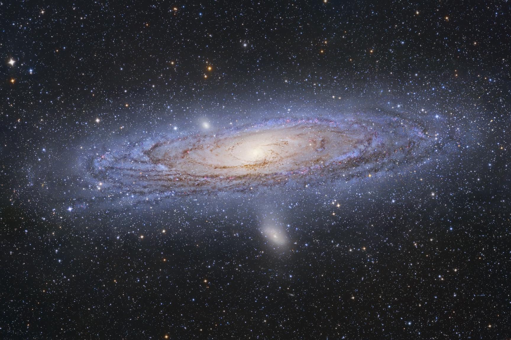 Что такое галактики и какие они бывают? :: syl.ru