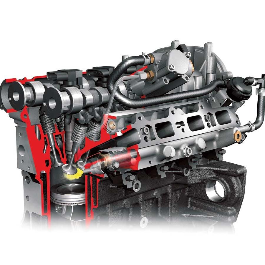 Особенности двигателя mpi