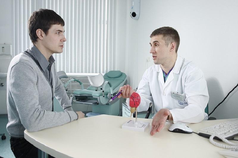 На приеме у уролога: что проверяет врач у мужчин на урологическом осмотре