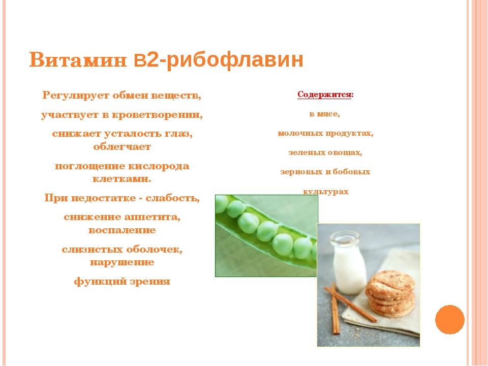 Рибофлавин