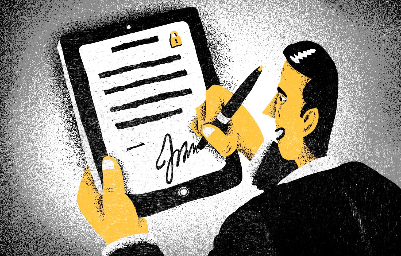 Как получить электронную подпись для физического лица (эцп): порядок оформления для использования
