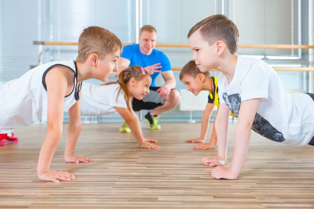 Общая и специальная физическая подготовка