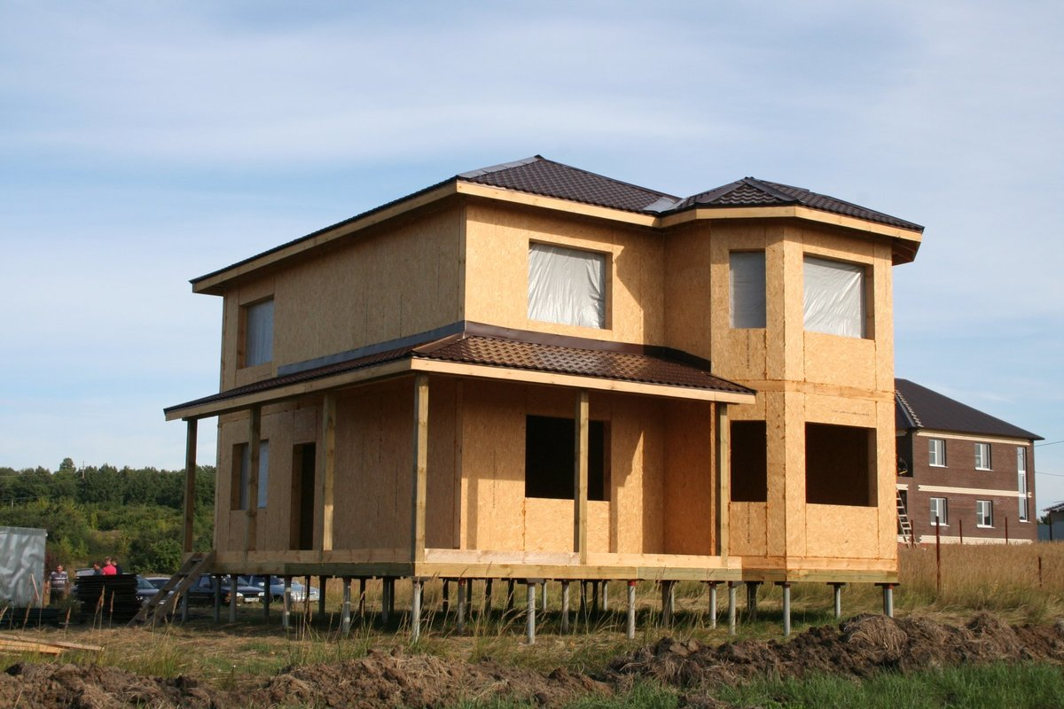 Сип-панели: что такое sip-панели для строительства дома
