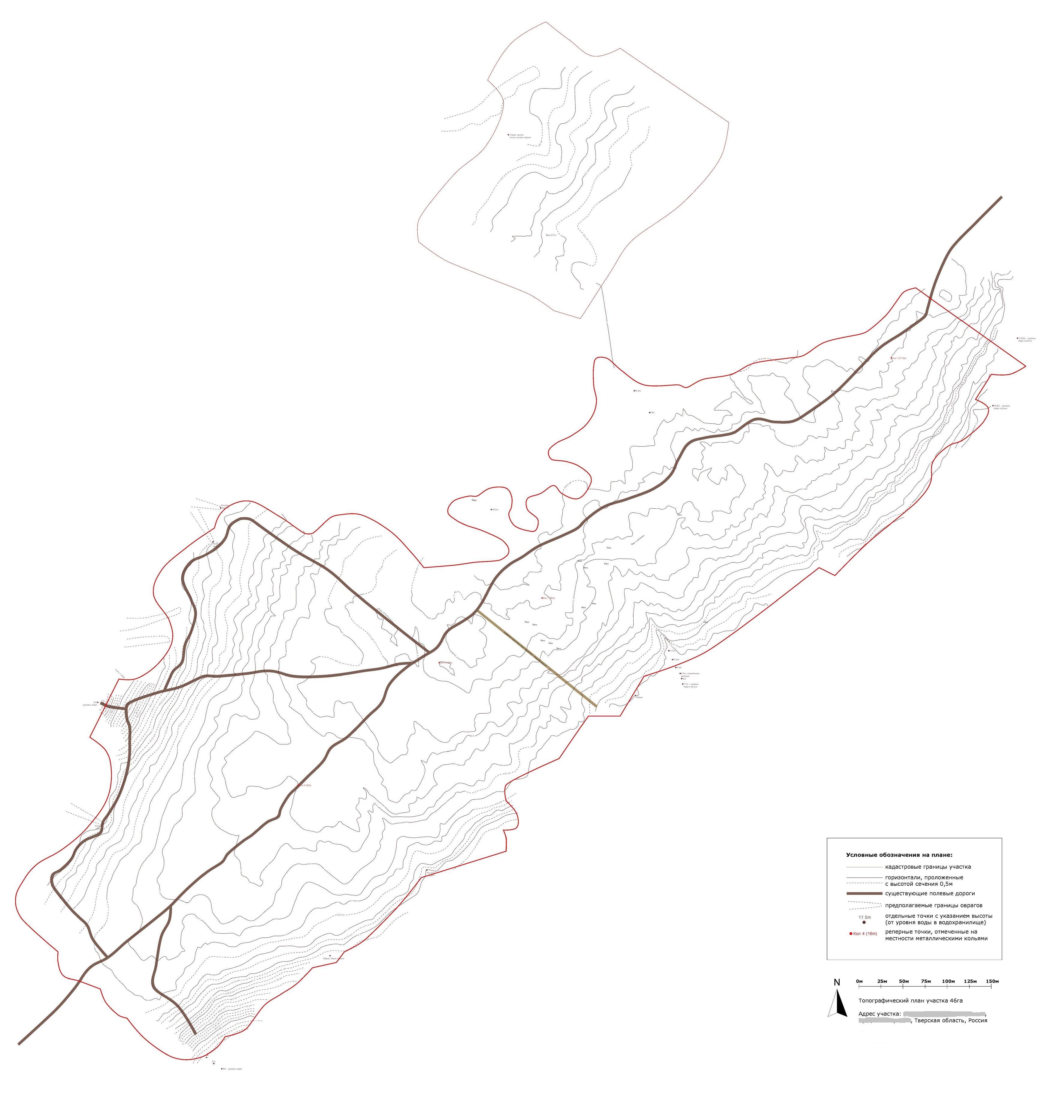 План местности - это... чем планы отличаются от карт?