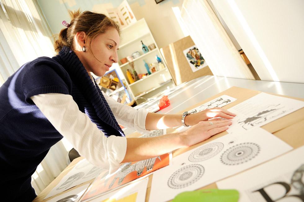 Графический дизайнер: список вузов где получить профессию культура и искусство