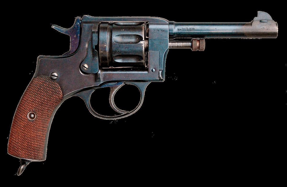 Револьверы: оружие, которое стреляет только в правильную сторону | brodude.ru