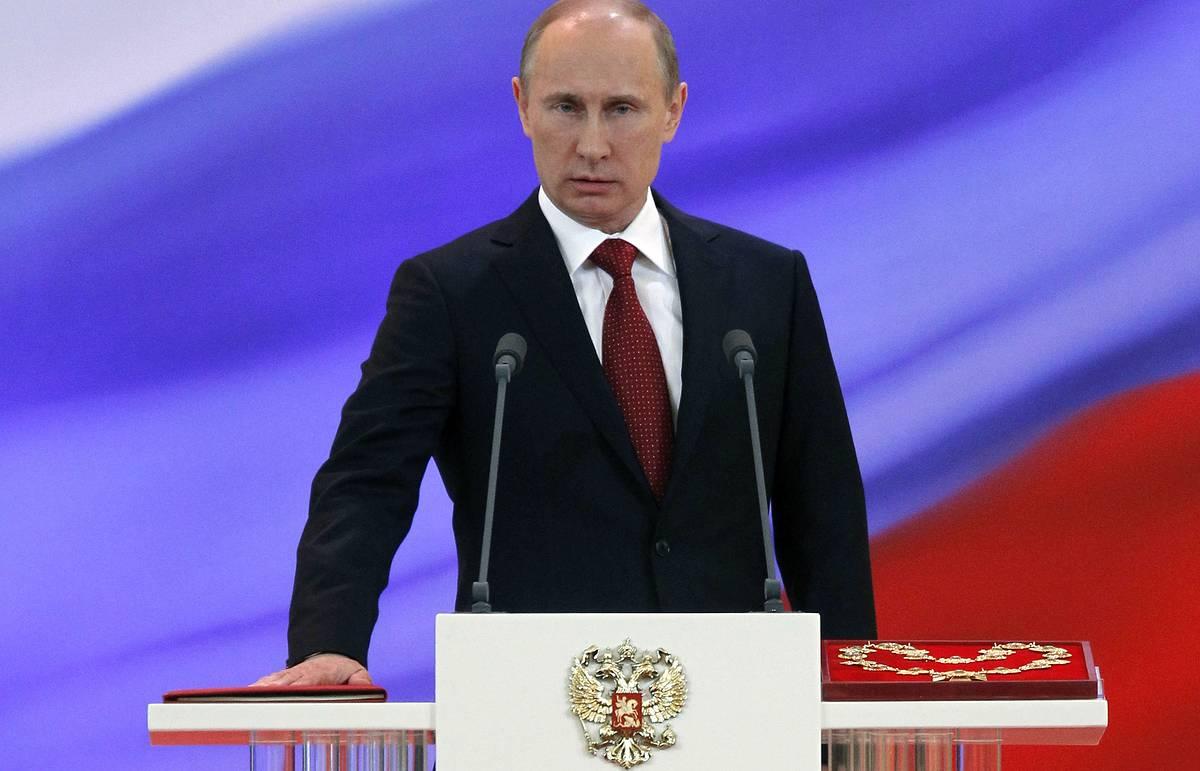 Владимир путин - биография, национальность