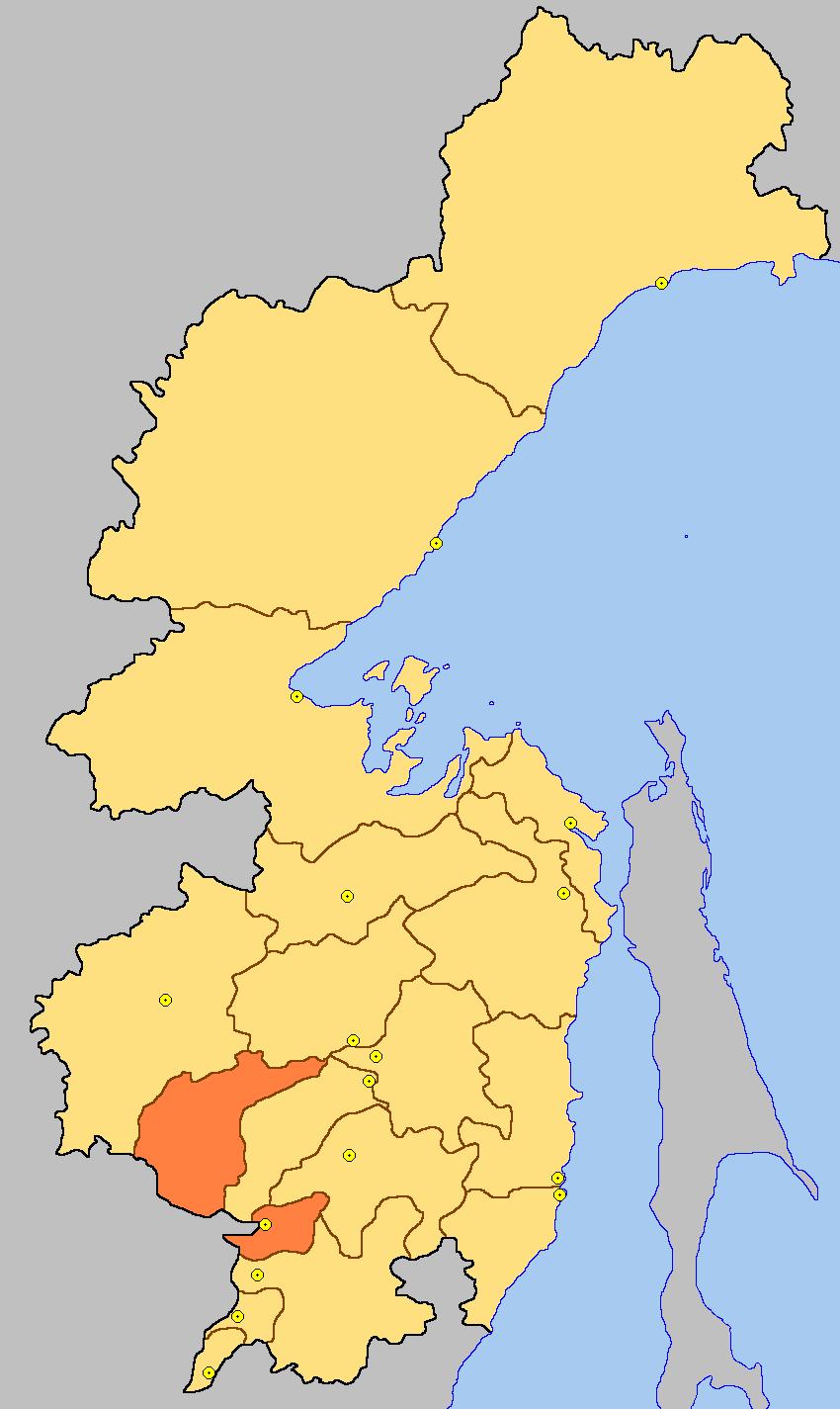 Муниципальный район — википедия. что такое муниципальный район