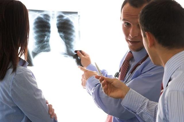 Что такое туберкулема легких?