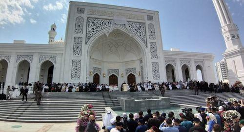 """Мечеть в медине пророка мухаммада """"масджид ан-набави"""""""