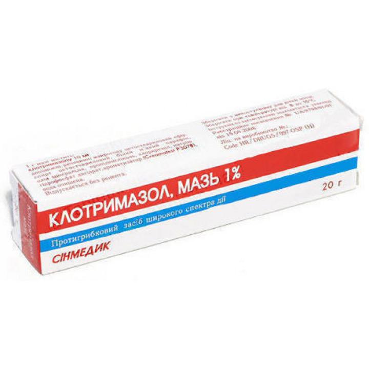 Клотримазол – инструкция по применению препарата