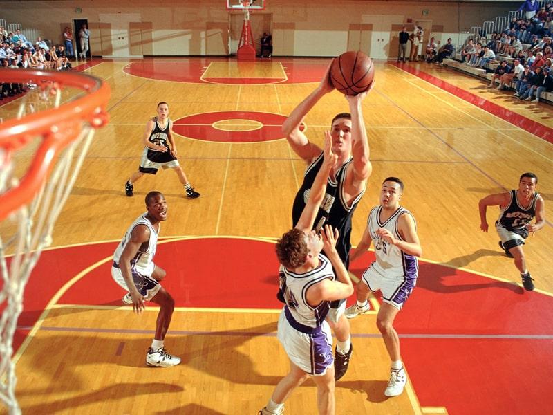 Блок-шот, как важнейший защитный элемент в баскетболе