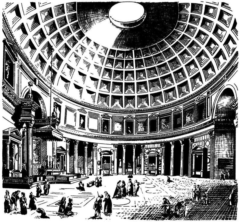 Пантеон — википедия. что такое пантеон