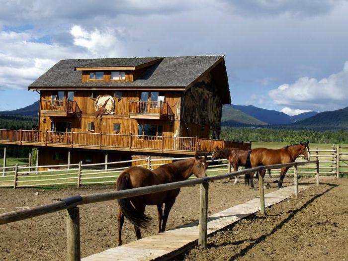 Ранчо — википедия. что такое ранчо