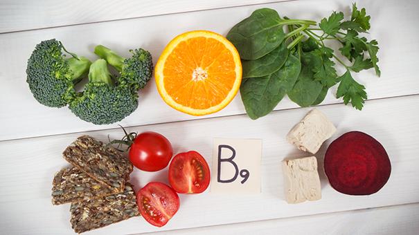 Витамин в9 (фолиевая кислота и фолаты) польза и вред