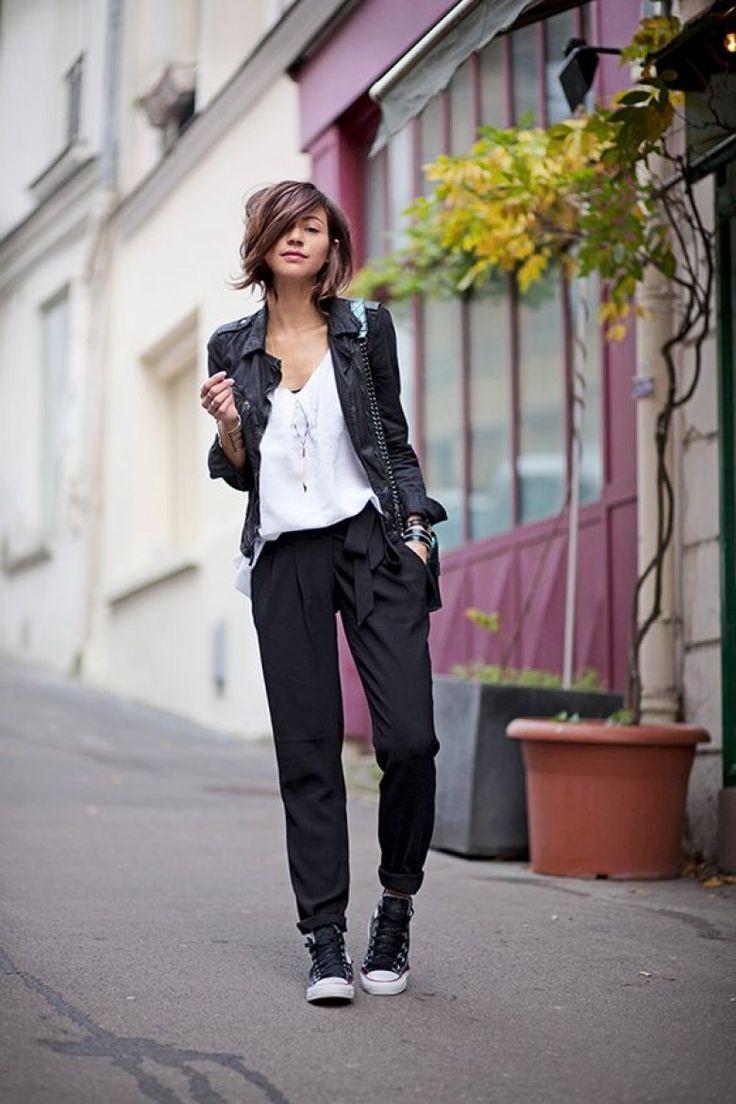 Женские джинсы джоггеры