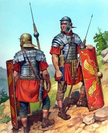 Легионер - legio x fretensis