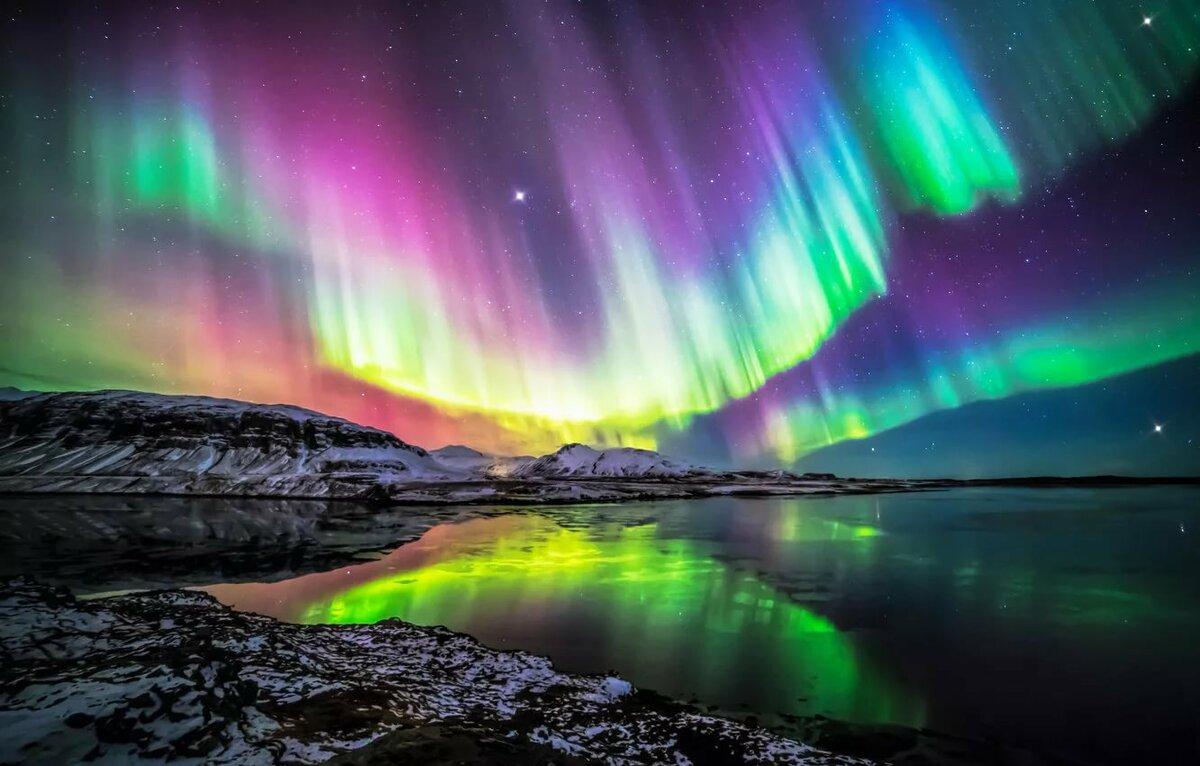 Что такое северное сияние, как происходит и где бывает