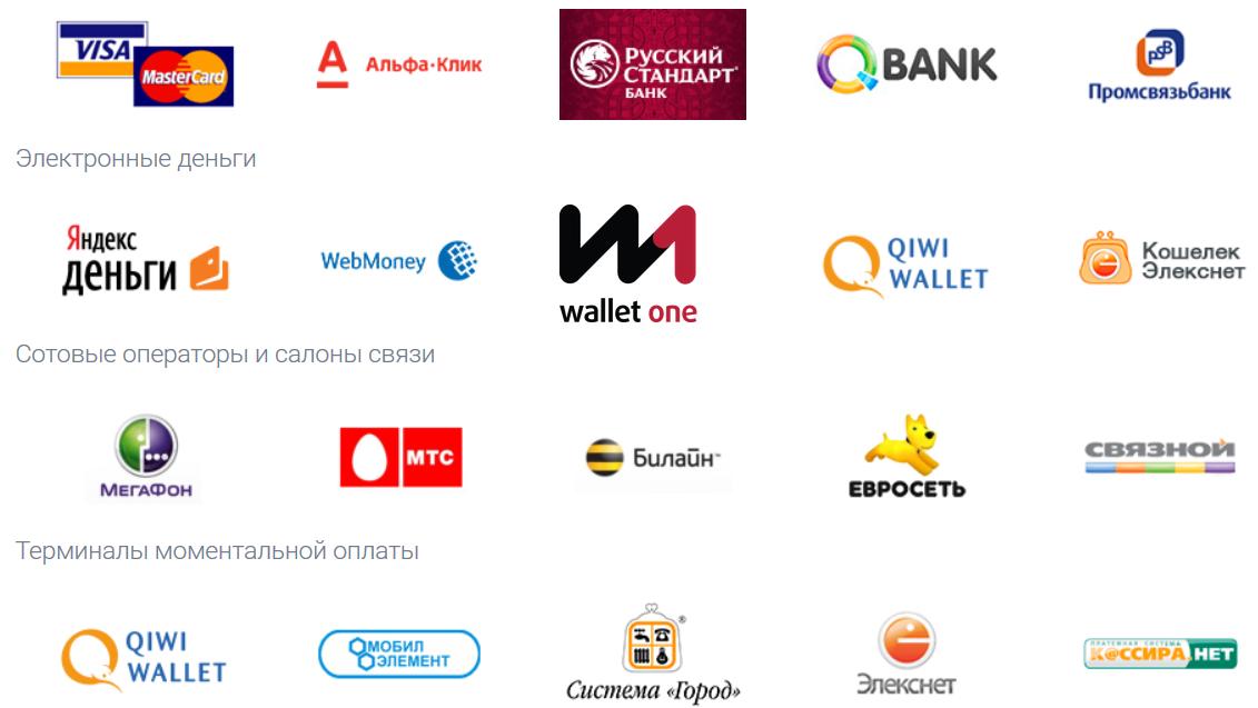 Электронные платежи: преимущества систем