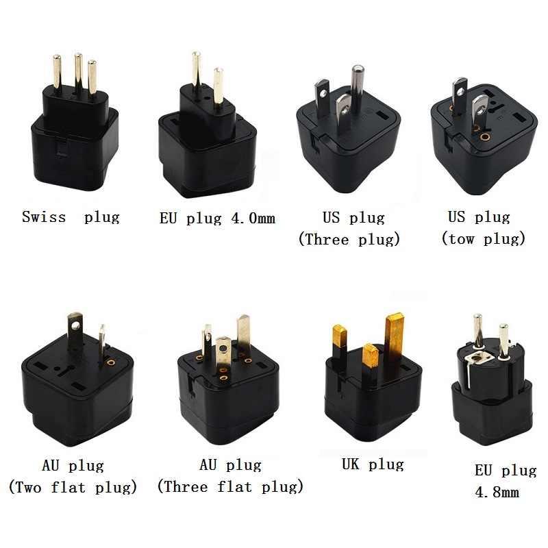 Что значит размер eu plug