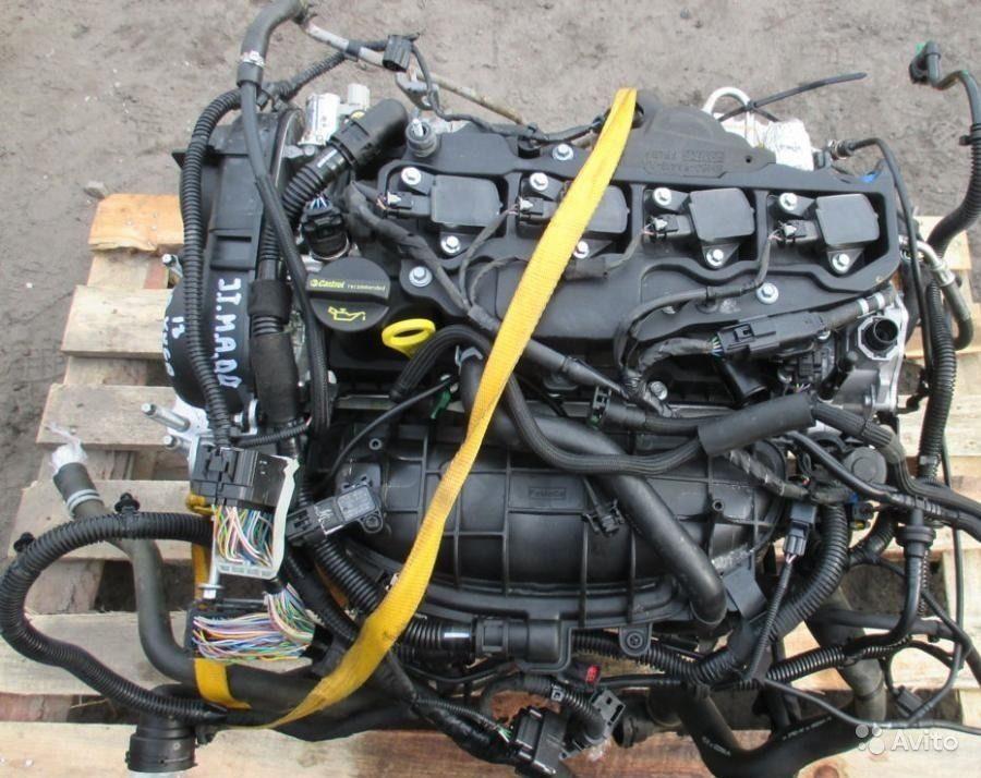 Контрактный двигатель: что это такое и как его выбрать
