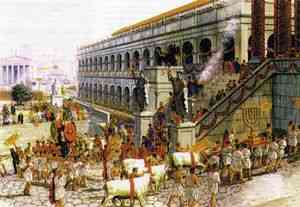 Сенат (древний рим) — википедия