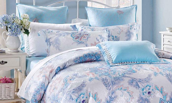 Постельное белье тенсель: спать приятно, ухаживать не сложно