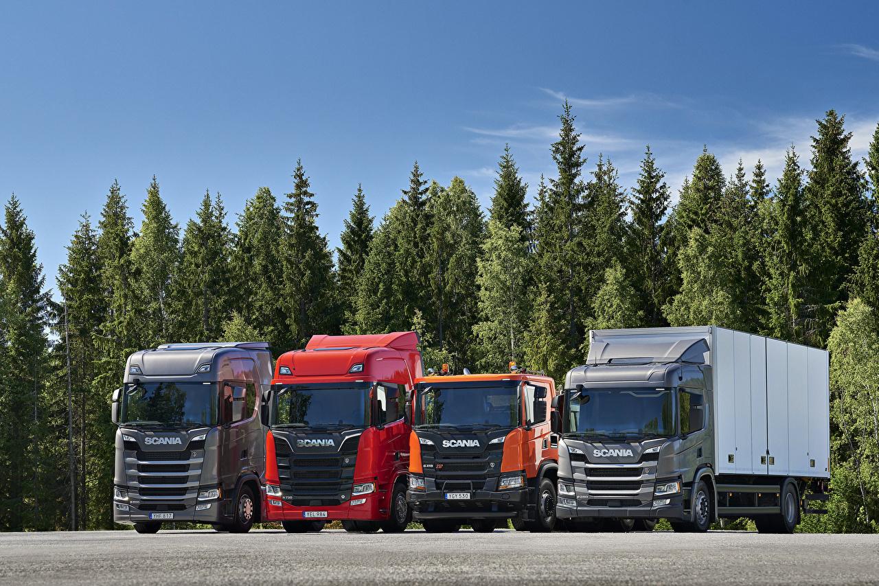 Классификация грузовых автомобилей