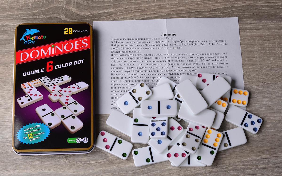 Как играть в домино: правила игры, как считать очки, секреты