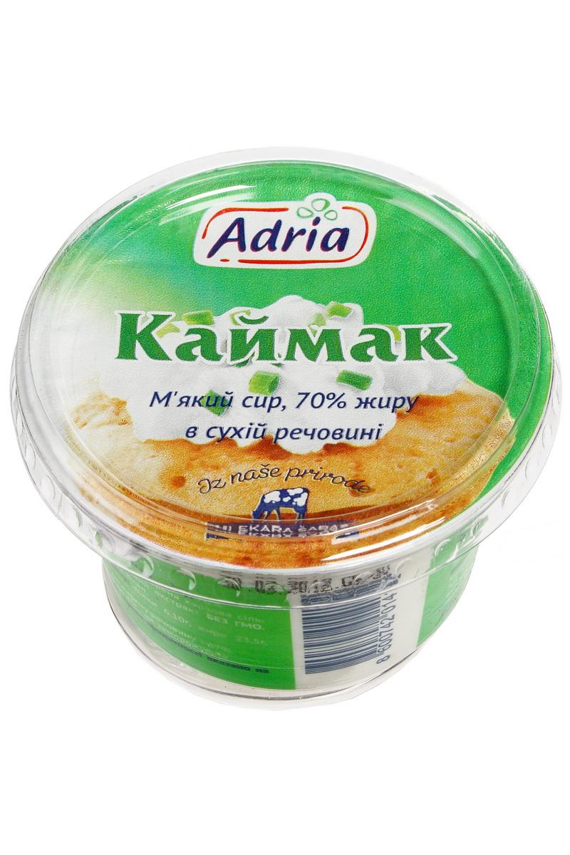 Каймак – кулинарный рецепт